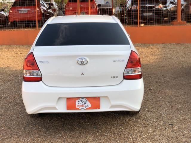 Toyota - Etios 1.5 X Sedan - Automático 2018 - Foto 6