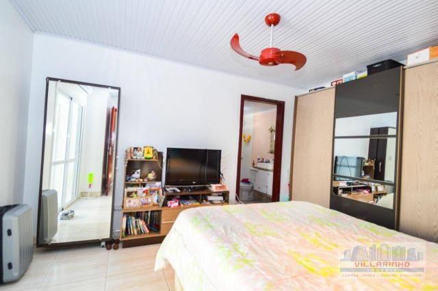 Villarinho vende casa com 3 dormitórios, 1 suíte,124 m² aréa const- terreno 300m² -600.000 - Foto 14