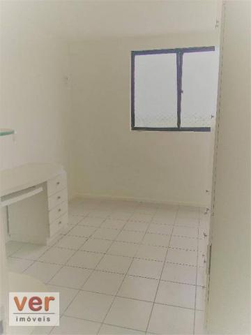 Apartamento à venda, 90 m² por R$ 349.000,00 - Cocó - Fortaleza/CE - Foto 17