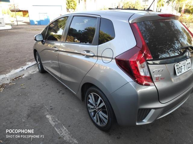 Honda fit 2014/2015 1.5 ex 16v flex 4p automático - Foto 5