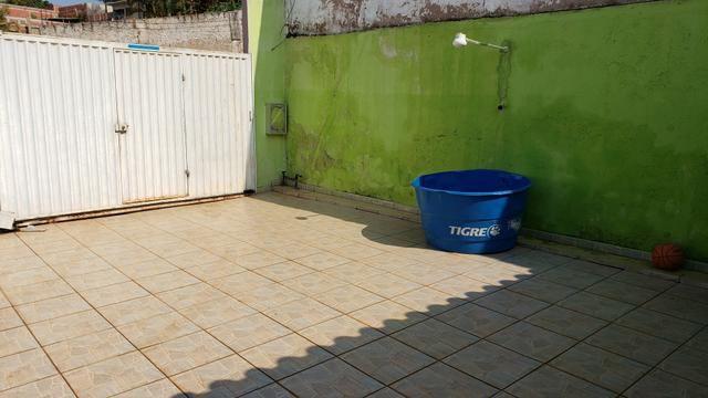 Casa simples com iptu 3quartos lote 270m2 rua 8vila São José Vicente Pires - Foto 11