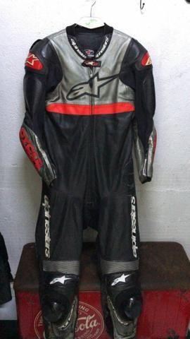 Macacão Esportivo motociclista MTech Four Arlen ness Berik texx Alpinestars - Foto 4