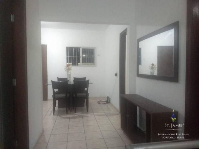 Casa com 4 dormitórios à venda, 167 m² por R$ 350.000 - Pitimbu - Natal/RN - CA0115