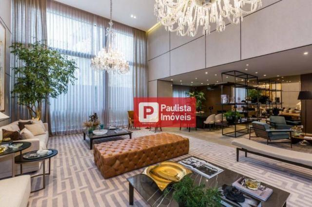 Apartamento com 4 dormitórios à venda, 334 m² por R$ 10.812.247,00 - Vila Olímpia - São Pa - Foto 14