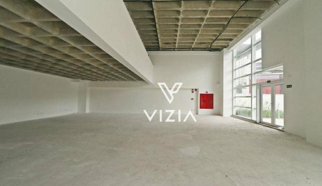 Loja à venda, 274 m² por R$ 2.512.510,00 - Centro Cívico - Curitiba/PR - Foto 5
