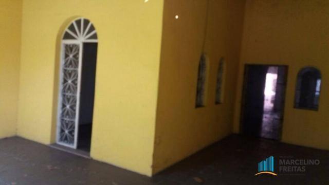 Casa com 4 dormitórios para alugar, 550 m² por R$ 2.809,00/mês - Joaquim Távora - Fortalez - Foto 8