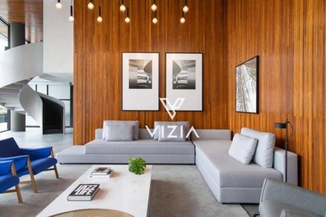 Apartamento à venda, 85 m² por R$ 919.301,00 - Juvevê - Curitiba/PR - Foto 8