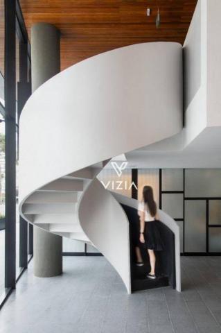 Apartamento à venda, 85 m² por R$ 919.301,00 - Juvevê - Curitiba/PR - Foto 9