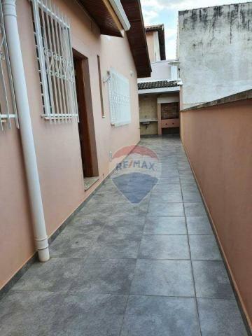 Casa com 3 dormitórios para alugar, 207 m² por R$ 3.601,00/mês - Vila São José - Várzea Pa - Foto 5
