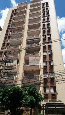 Apartamento com 3 dormitórios à venda, 106 m² por R$ 230.000,00 - Centro - Ribeirão Preto/