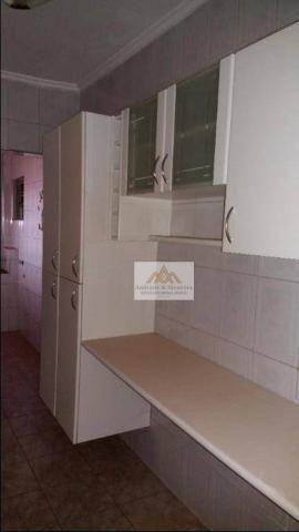 Apartamento com 2 dormitórios para alugar, 77 m² por R$ 1.000,00/mês - Vila Tibério - Ribe - Foto 11