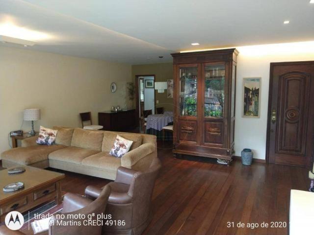 Apartamento com 4 dormitórios à venda, 190 m² por R$ 1.700.000,00 - Cosme Velho - Rio de J - Foto 5