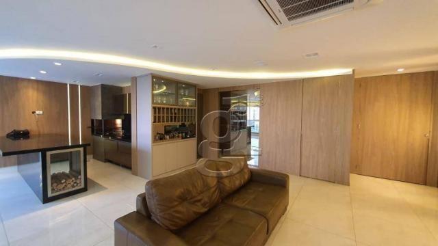 Apartamento com 3 dormitórios à venda, 183 m² por R$ 1.380.000,00 - Maison Legacy - Londri - Foto 9