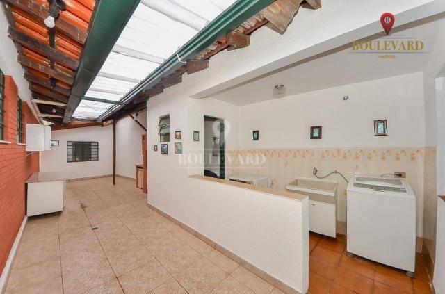Casa térrea, com 2 dormitórios à venda, 169 m² por R$ 520.000 - Capão da Imbuia - Curitiba - Foto 17