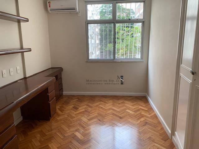 Apartamento para alugar, 160 m² por R$ 7.500,00/mês - Leblon - Rio de Janeiro/RJ - Foto 12
