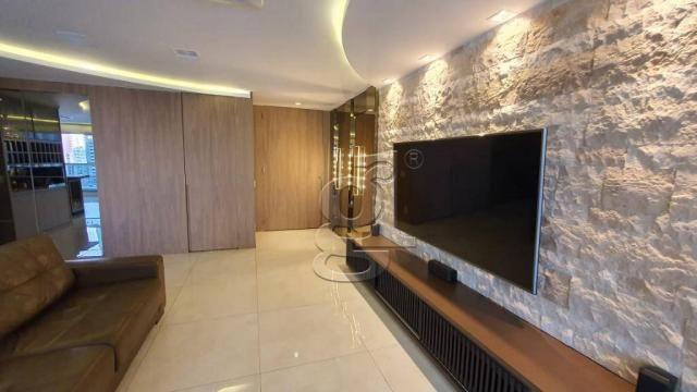 Apartamento com 3 dormitórios à venda, 183 m² por R$ 1.380.000,00 - Maison Legacy - Londri - Foto 3
