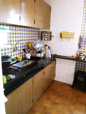 Apartamento com 3 dormitórios à venda, 110 m² por R$ 590.000,00 - São Francisco - Niterói/ - Foto 10