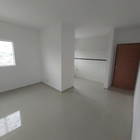 // Apartamento de Novo, 02Quartos,sacada, vaga coberta, 5min term Fazendinha  - Foto 4