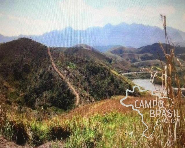 Campo Brasil Imóveis, realizando seu sonho rural! Fazenda de 100aq no Vale do Paraíba!