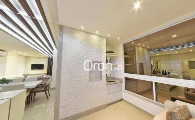 Apartamento à venda, 171 m² por R$ 1.092.000,00 - Setor Central - Goiânia/GO - Foto 5