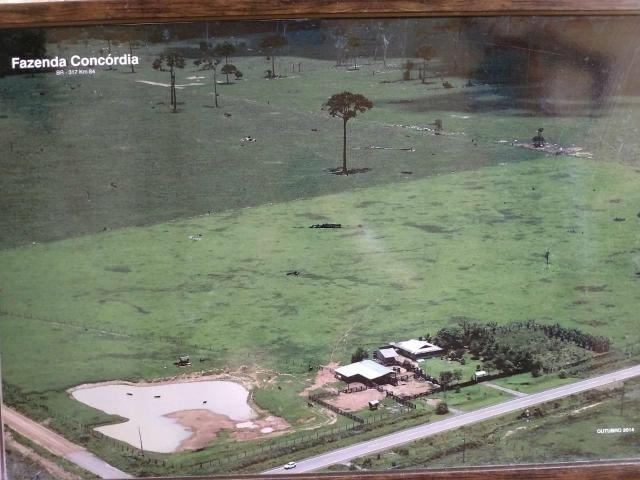 Área Rural (61 hectares)