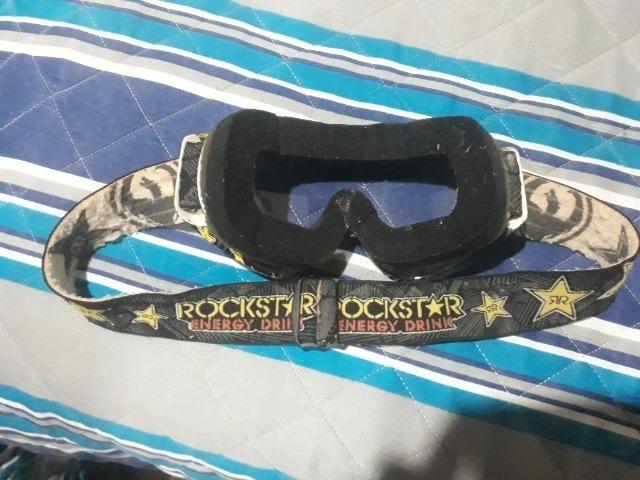 Capacete Fox Rockstar - Foto 4