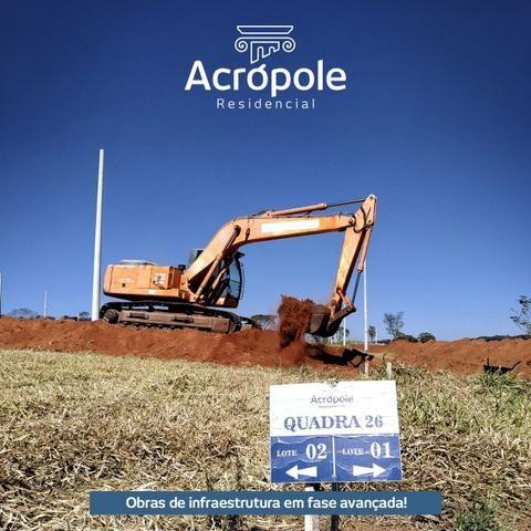 Residêncial Acrópole Loteamento em Goiânia - Foto 10