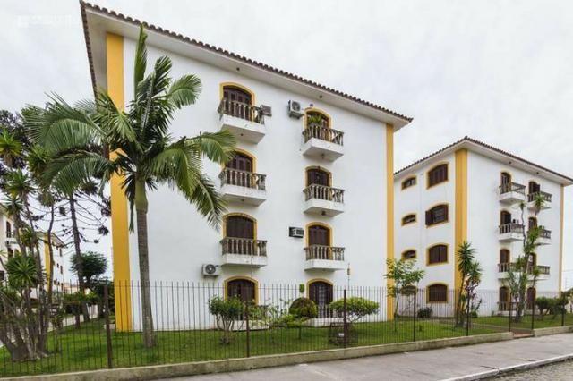 APTo 4 andar, sacada d frente Cassiano, ensolarado, 2 quartos , 2 banheiros, garagem - Foto 2
