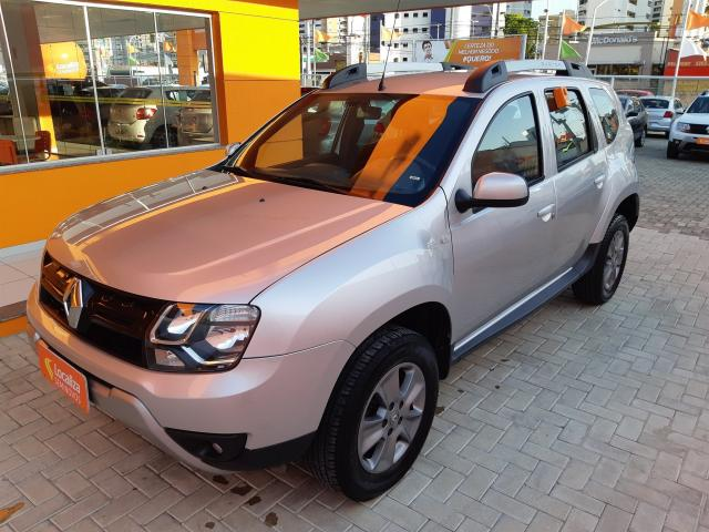 DUSTER 2018/2019 1.6 16V SCE FLEX DYNAMIQUE MANUAL - Foto 7