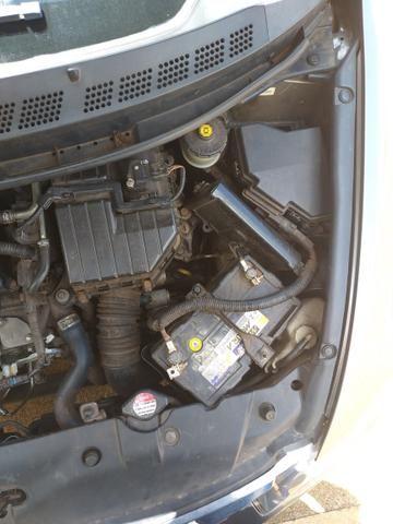 Vende-se Honda Civic Plaza LXS 09/10 1.8 Flex - Foto 11