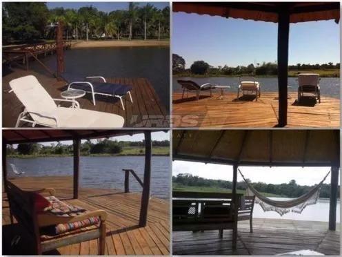 60 Alq. Troca Por Faz. Tocantins Mato Grosso Ou Goias + Acima 400 Alq - Foto 10