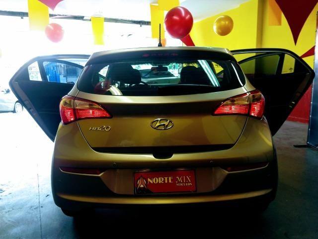 Hyundai HB20 Confortiline 1.0 Novo Completo Troco e Financio Taxa de 0,89 em 36 meses - Foto 9