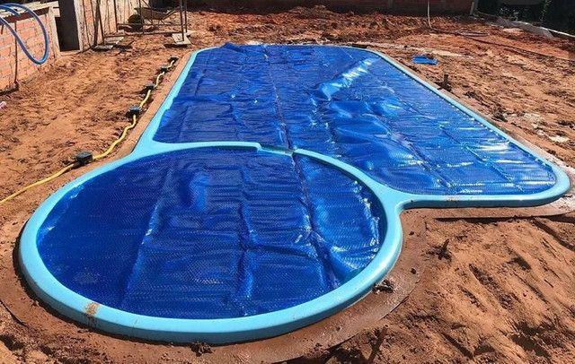 Capa térmica para piscina - Foto 4