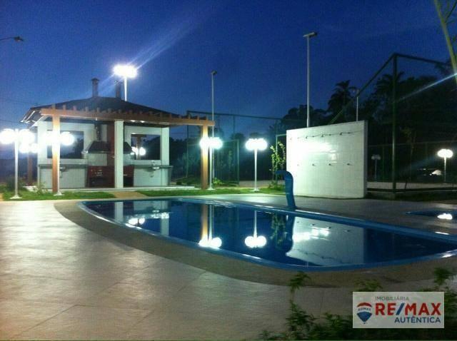 Apartamento com 2 dormitórios à venda, 45 m² por R$ 117.000 - Iranduba/AM - Foto 2