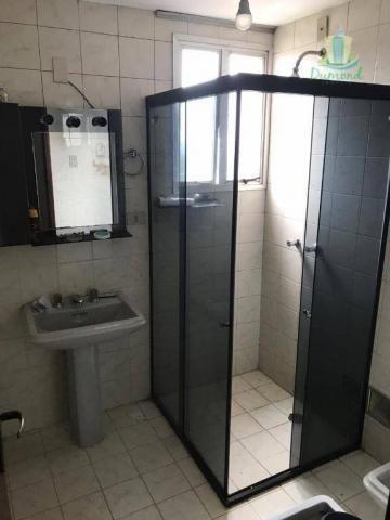 Apartamento com 4 dormitórios para alugar com 205 m² por R$ 2.500/mês no Centro em Foz do  - Foto 9