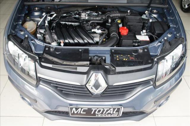 Renault Sandero 1.6 16v Sce Stepway Expression - Foto 8