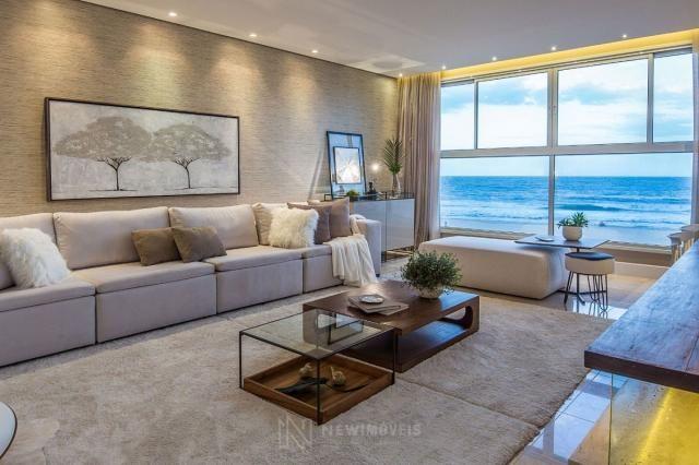 Apartamento com 4 Suítes na Praia Brava - Foto 5