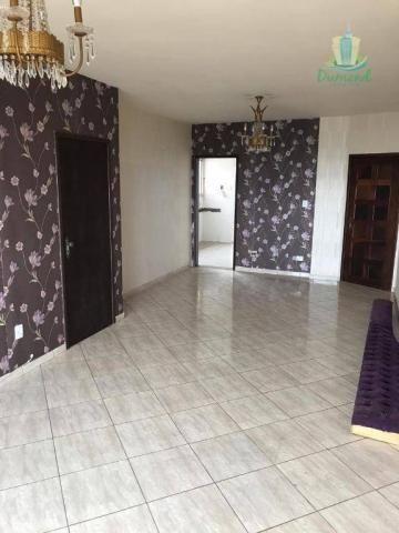 Apartamento com 4 dormitórios para alugar com 205 m² por R$ 2.500/mês no Centro em Foz do  - Foto 5