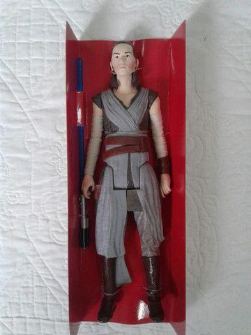 Boneco Star Wars Rey - Foto 5
