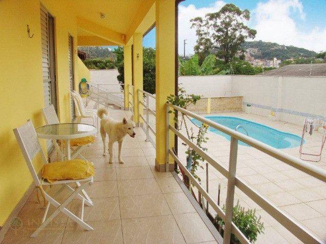 Linda casa com piscina Belíssima Vista Mar - Foto 9