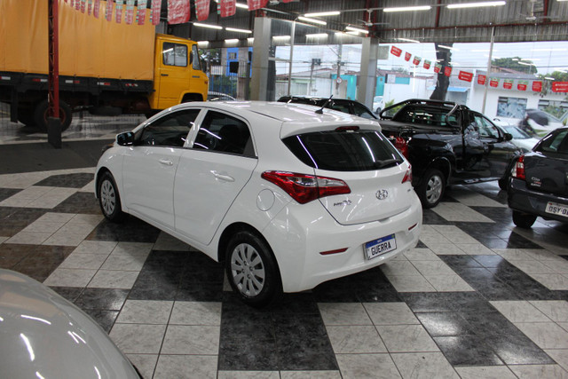 Hyundai HB20 Hatch Comfort Plus 1.0 Flex 2014 Única Dona - Foto 8