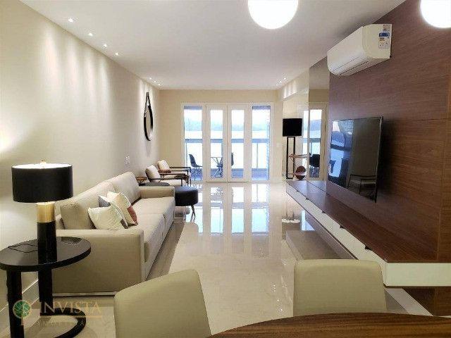 Apartamento Totalmente Reformado na Beira mar Norte de Florianópolis - Foto 8