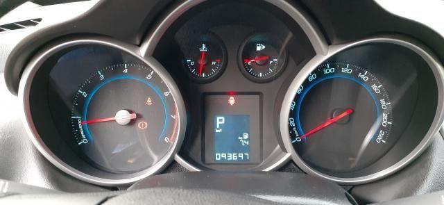 CHEVROLET Cruze Sedan 1.8 16V 4P LT ECOTEC FLEX AUTOMÁTICO - Foto 10