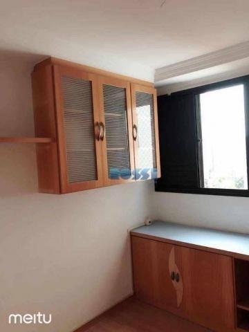 Apartamento com 3 dormitórios à venda, 89 m² por R$ 640.000,00 - Tatuapé - São Paulo/SP - Foto 11