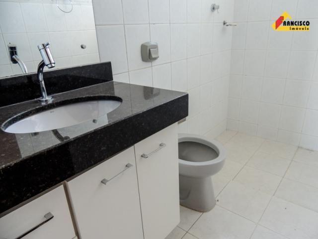 Apartamento para aluguel, 3 quartos, 1 suíte, 1 vaga, Planalto - Divinópolis/MG - Foto 15