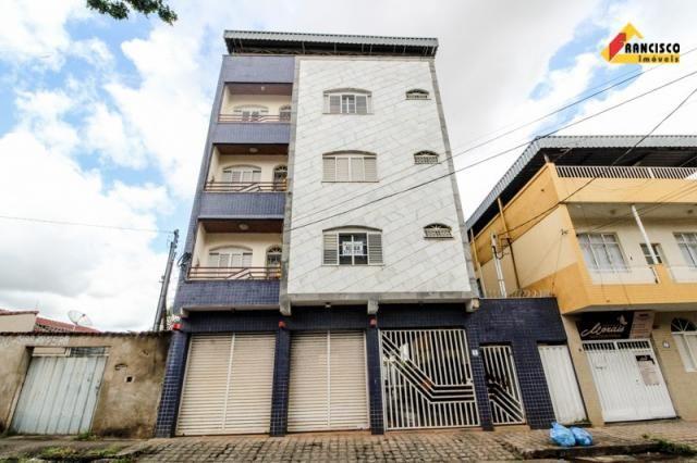 Apartamento para aluguel, 3 quartos, 1 suíte, 1 vaga, Porto Velho - Divinópolis/MG - Foto 2
