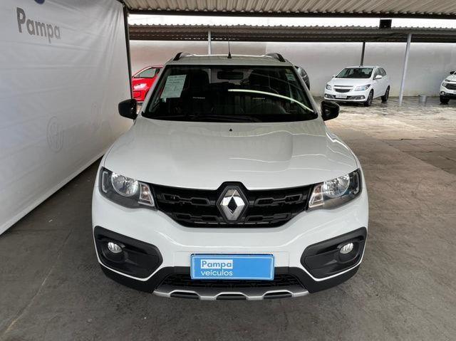 Renault KWID Outsider 1.0 12V SCe  - Foto 2