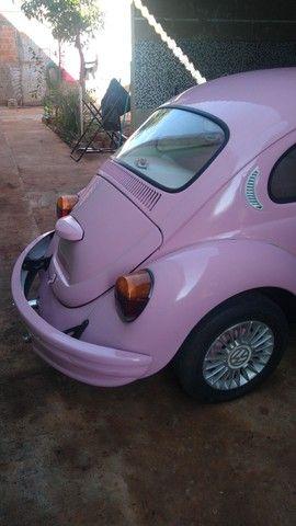 Vendo Fusca rosa - Foto 5