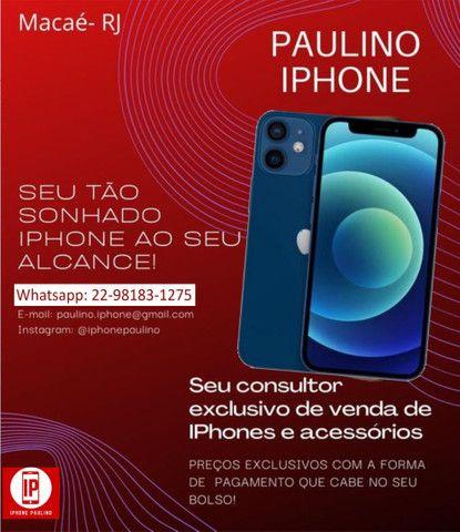 IPHONE E ACESSÓRIOS