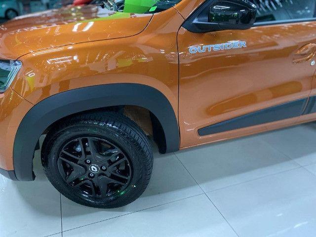 Renault Kwid Outsider 2022 1.0 Okm Veiculo Top de Linha Venha Conferir !!! - Foto 5